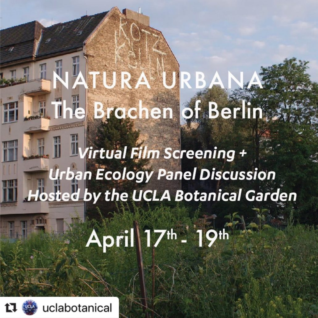 Screenings Natura Urbana